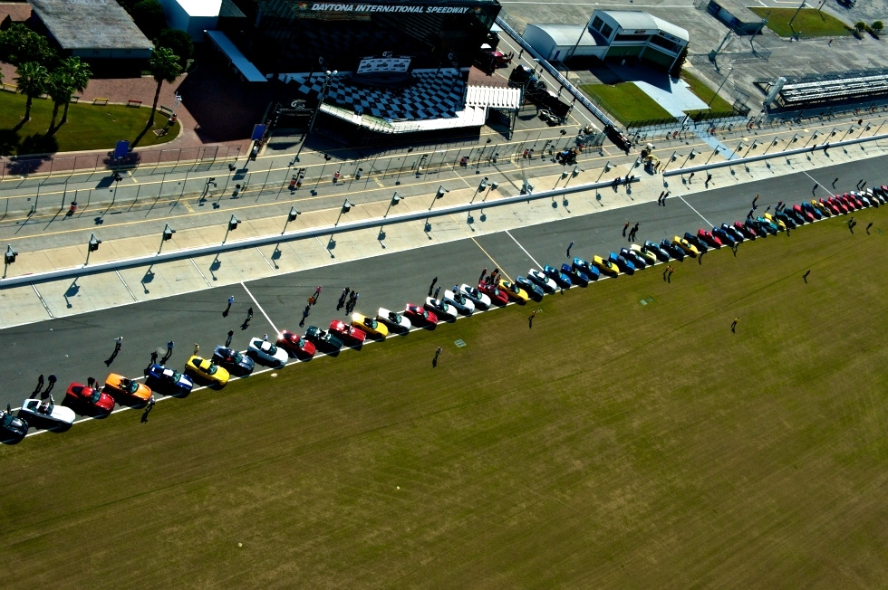 2012 Corvette Run Orlando to Daytona by Chip Litherland Photography Red Dog Helicopters