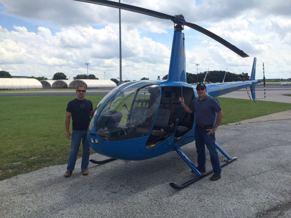 BioTech Consulting Orlando Red Dog Helicopters